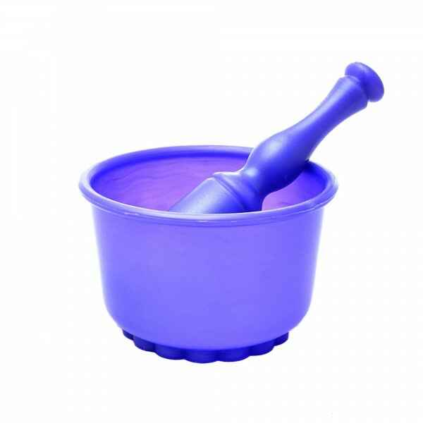 plastic Mortar and Pestle -small